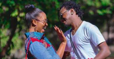 GOOD NEWS FROM DIANA AND BAHATI