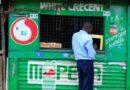 SAFARICOM SHUTS DOWN MPESA