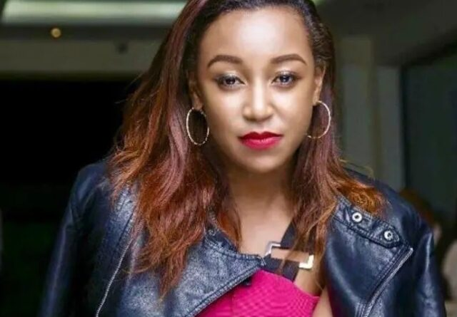 BETTY KYALLO TO LOSE HER BEAUTY PARLOR.